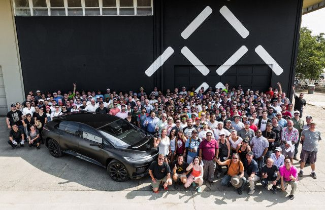 Did Tata just buy a $900M stake in Faraday Future?    Faraday Future may have just been thrown a life line in the form of a $900 million investment by Indian automaker Tata. Chinese automotive news aggregator Gasgoo claims media sources in China are repo   https://www.motorauthority.com/news/1113785_did-tata-just-buy-a-900m-stake-in-faraday-future