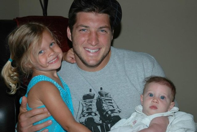 """Good for Tim Tebow: NY Jet, eligible bachelor and """"waiting for the right girl""""."""