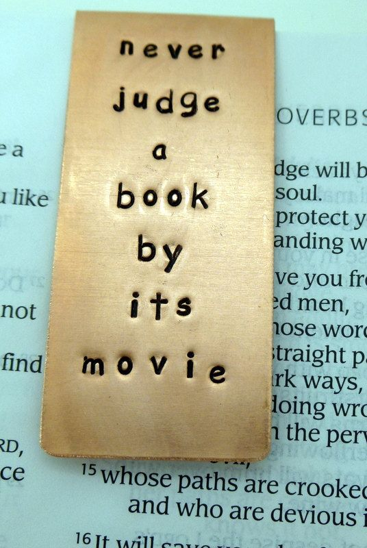 Please don't...but do judge it by the theatre show, theatre show adapted by Tim Bray ;)