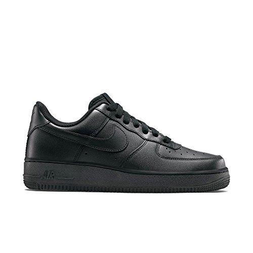 newest 3866a 15165 ... Nike WMNS AIR FORCE 1 07, chaussures de sport femme - - Noir, ...