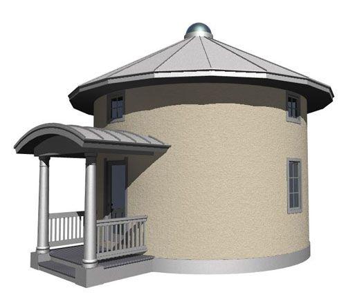 Concrete Dome Home Plans: 1000+ Images About Grain Bin Homes On Pinterest