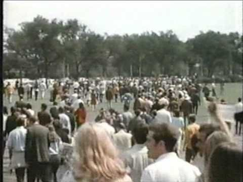 1968 Democratic Convention part 3