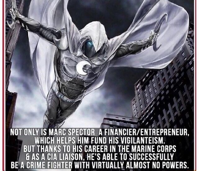 Moon Knight Marc Spector