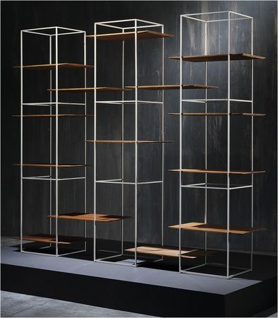 ADELE C BOOKCASE  TT3 by Ron Gilad
