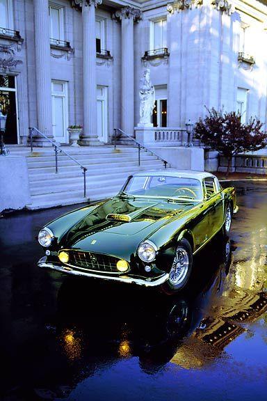 ☆ 1956 Ferrari 410 Superamerica ☆