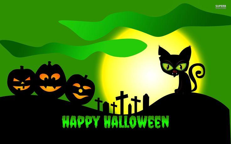 happy halloween bilder | Spökhistorier: Happy Halloween! The Barn Dance