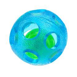 Петмакс Игрушка д/собак  Мяч для активной игры, светящийся, 7 см