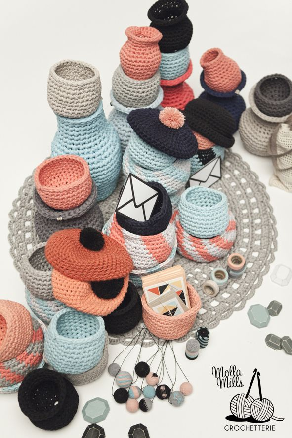 Molla Mills, Paper and Yarn collection, 2011. Photo by Saara Salmi.