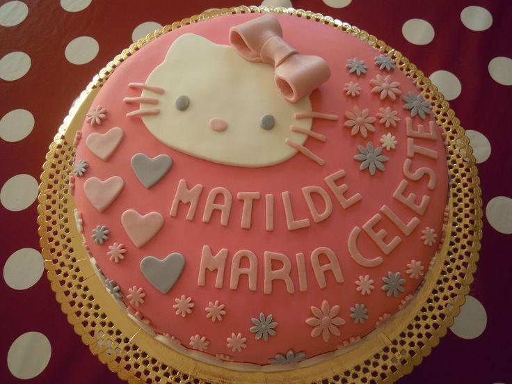 TORTA COMPLEANNO HELLO KITTY http://creandosicrescecrescendosicrea.tumblr.com/post/56144370875/ecco-la-torta-di-compleanno-per-matilde-e-maria
