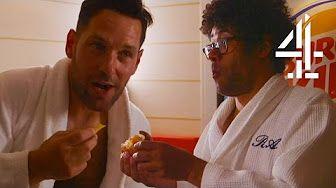 Noel Fielding & Richard Ayoade go on holiday: Gadget Man S02E04 - YouTube