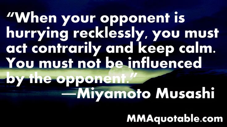 Motivational Quotes with Pictures: Miyamoto Musashi / Book of Five Rings Quotes