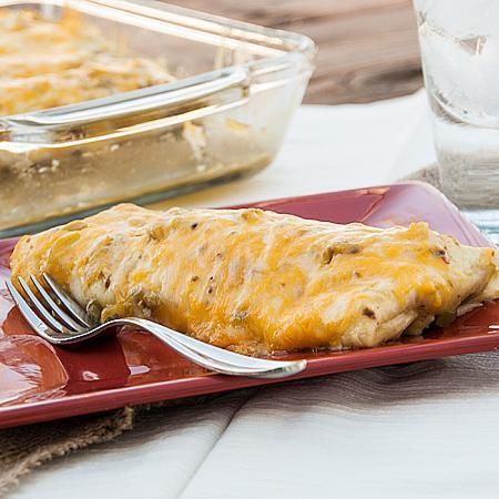 Simple Smothered Beef Burritos Recipe