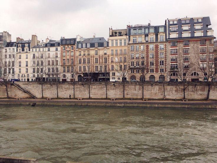 #NYU #London | #Paris is a dream.