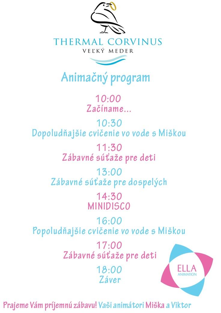 Animačný program :)