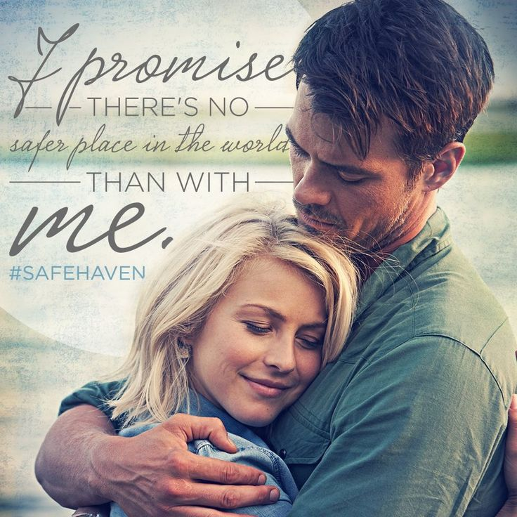 Safe Haven Movie Quote...