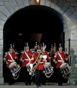 Kingston's Fort Henry: Fight of the Royal George and Evening Military Tattoo (June 30). Enjoy all day activities in remembrance of the War of 1812! For other events going on in Ontario: http://www.summerfunguide.ca/04/festivals-events-shows.html. #summerfunguide #thingstodoinontario