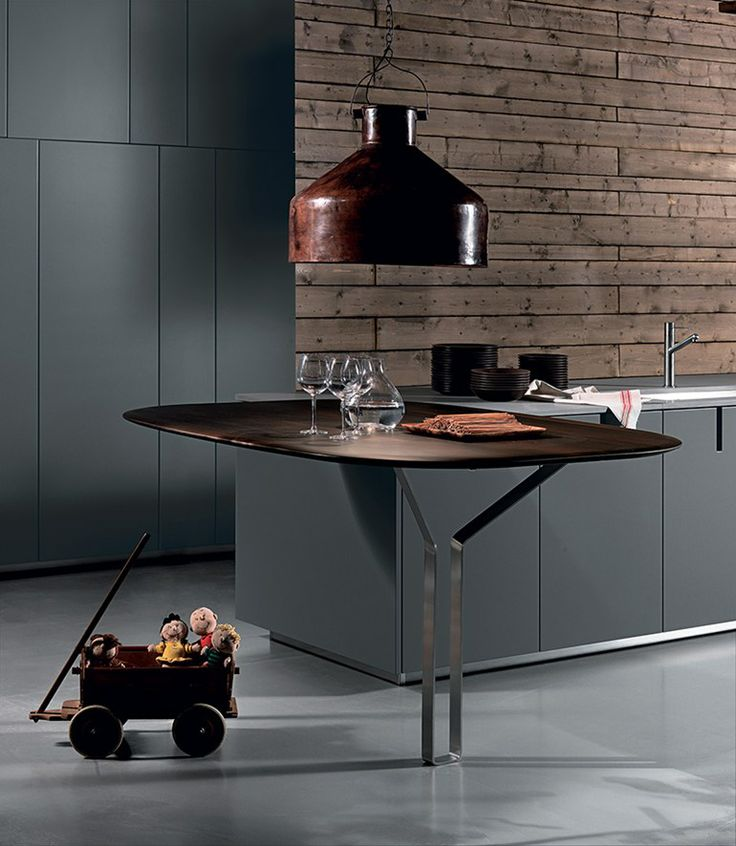 HD23 | Kitchen by ROSSANA RB | #design Massimo Castagna