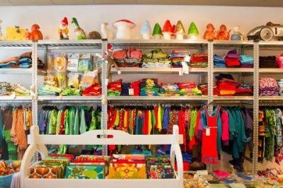 Knotsknetter, Amsterdam shop for kids