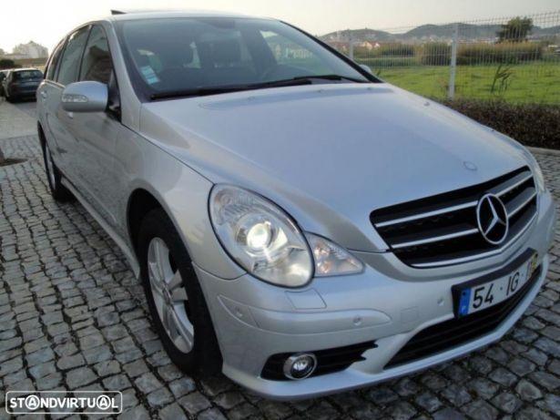 Mercedes-Benz R 350 CDi 4-Matic Longo preços usados