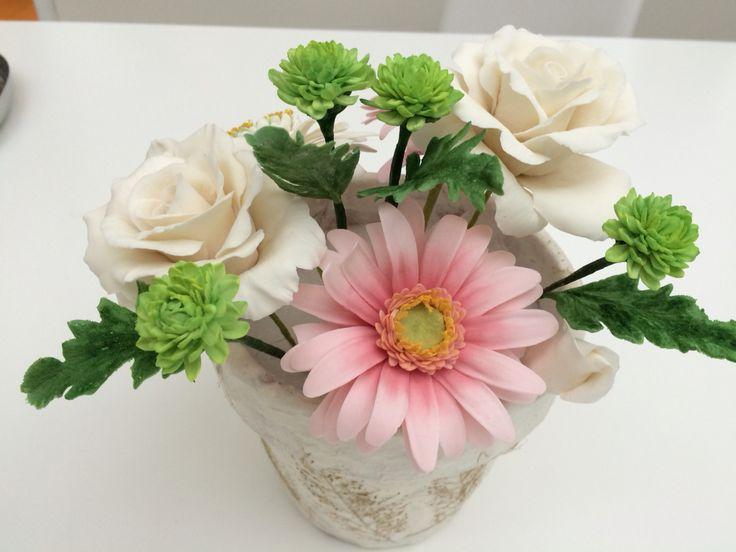 #sugarflower #spaziocri #fiorinpastadizucchero #handmadeflower #instafood #instagood
