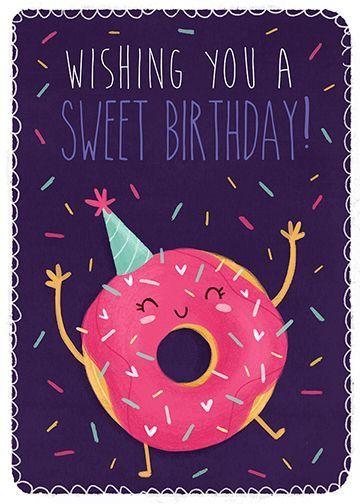 Картинки дню, день пончика открытки