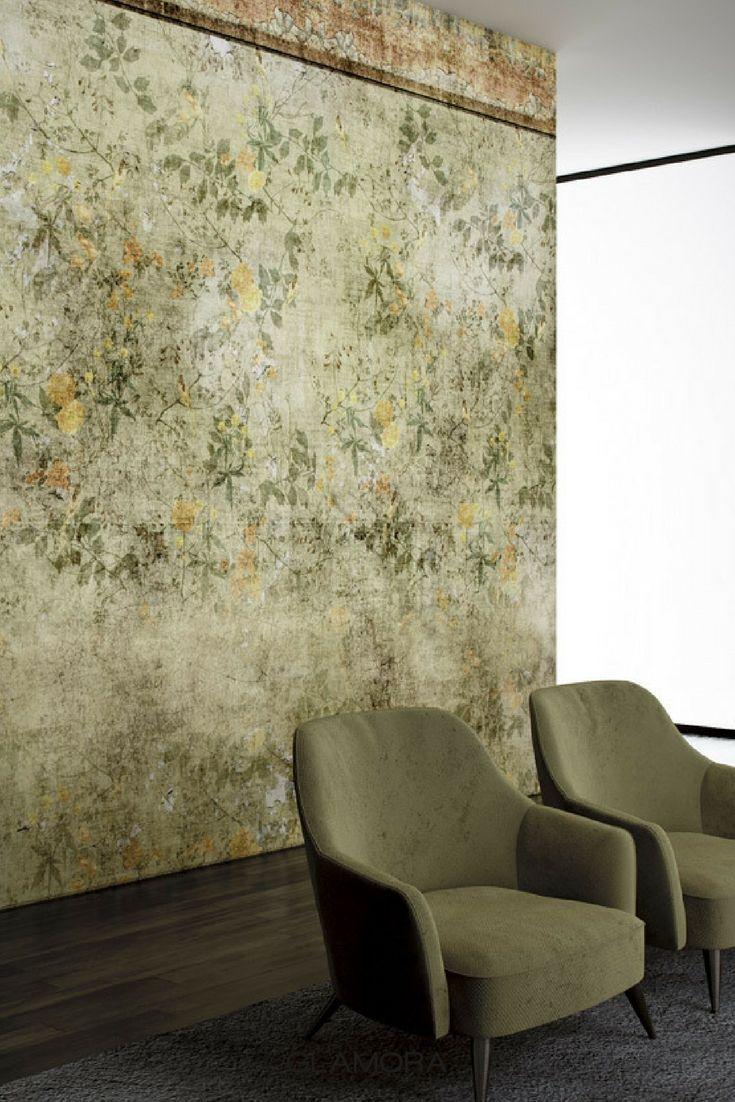 Gaudium | Carta da parati & Wallcovering Collection by Glamora