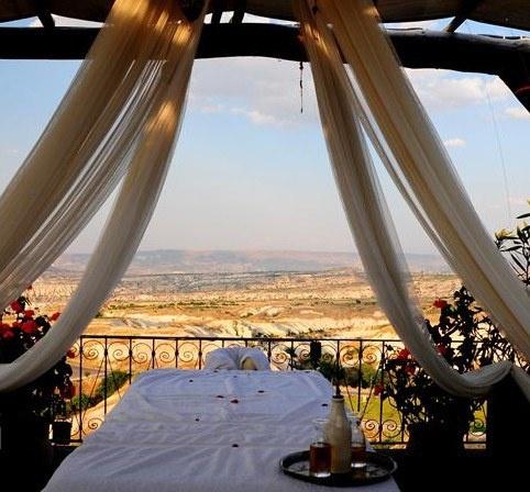 Museum Hotel Cappadocië Turkije