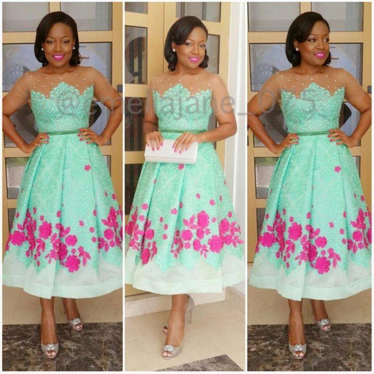 African Print Wedding Guest Dresses | perlabook.com