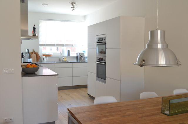 Witte Bloem Keuken : ... over KITCHEN op Pinterest - Interieur, Witte ...