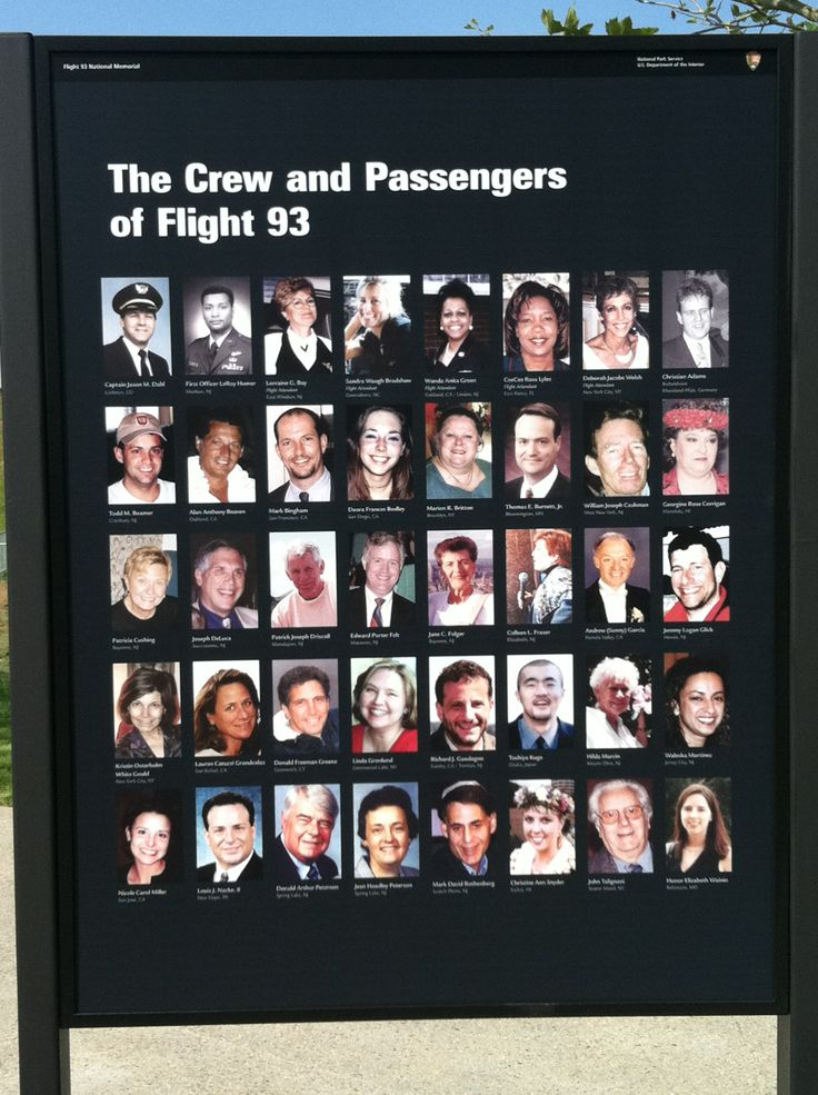 Flight 93 Memorial. Shanksville, PA 9/11/01 Tom, Jeremy, Cece, Todd & the…