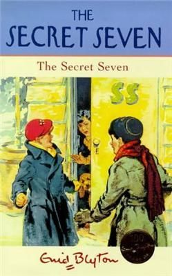 2014 Reading: #1 Enid Blyton's Secret Seven