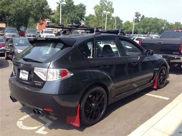 """Car - 2011 Subaru Impreza WRX AWD Hatchback in Edmonton, AB $29,995"""