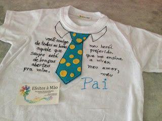 Camisa Personalizada - Dia dos Pais