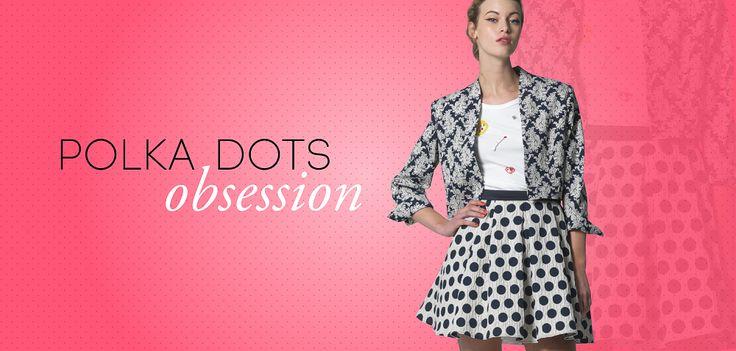 polka dots obsession