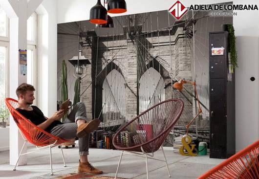 ¡Dale vida a tu hogar u oficina con nuestros fotomurales! Para mas información ve a www.adieladelombana.com.co #decoracion #fotomurales