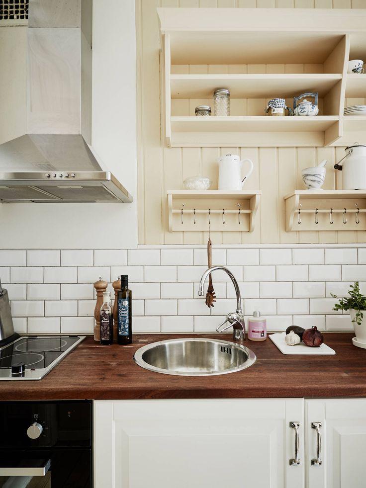 17 beste afbeeldingen over kitchen op pinterest beton toonbank industrieel en witte keukens - Scandinavische keuken ...