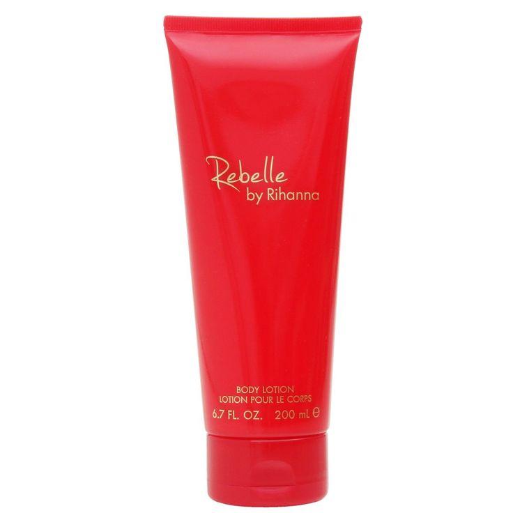 Το Rebelle by Rihanna Body Lotion θα σας προσφέρει βελούδινη ενυδάτωση με το υπέροχο άρωμα της Rihanna Rebelle! Mε έντονες τις νότες του καφέ και του κακάο, η λοσιόν σώματος Rebelle by Rihanna παγιδεύει το ταπεραμέντο της εξωτικής σταρ!Περιεχόμενο: 200ml