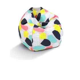 Teardrop Bean Bag - Colour Splash