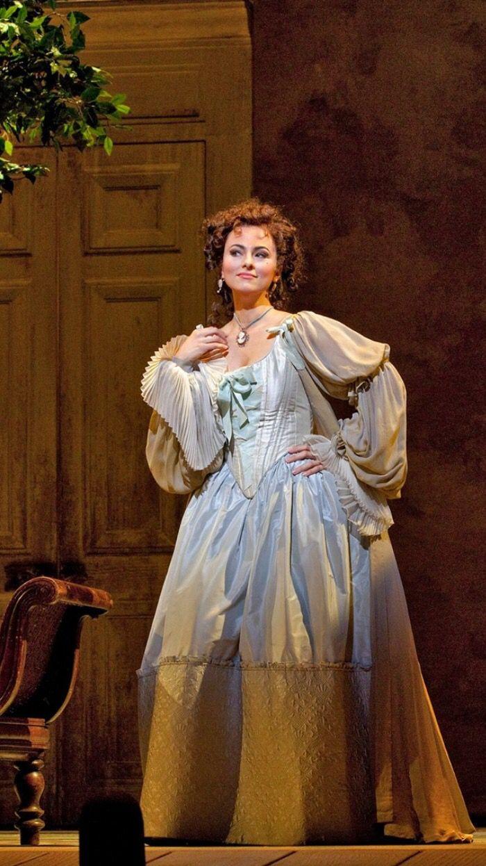 Isabel Leonard as Rosina in The Barber of Seville - The Metropolitan Opera