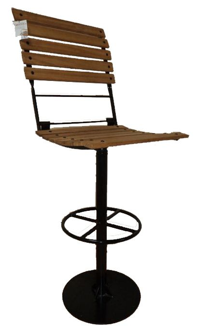 French Cafe Barstools Folding Barstools Teak Bar Chairs Metal Bar Stools