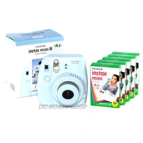 Fuji Polaroid Camera Instax mini.