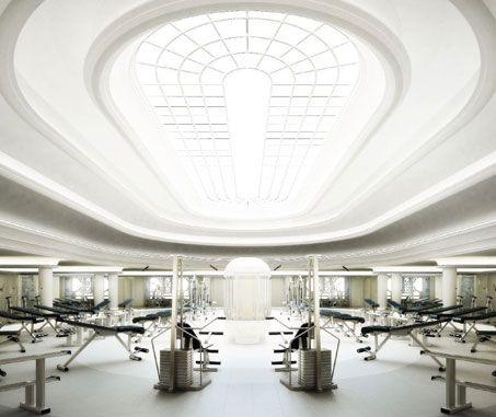 South Kensington Gym Design Interior Equinox Gym Gym Design