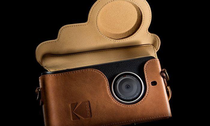 Kodak uvádí mobil Ektra navržený pro fotografy