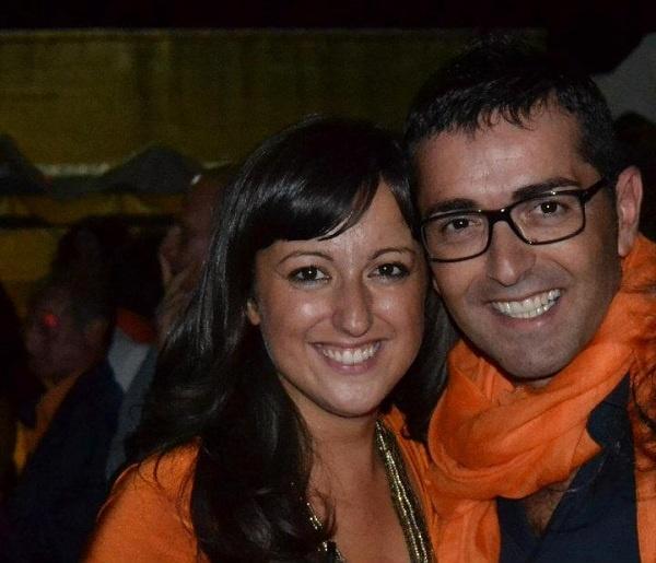Orange monito party