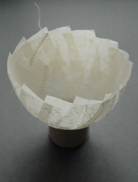 """by papermaker and artist Marlis Maehrle 