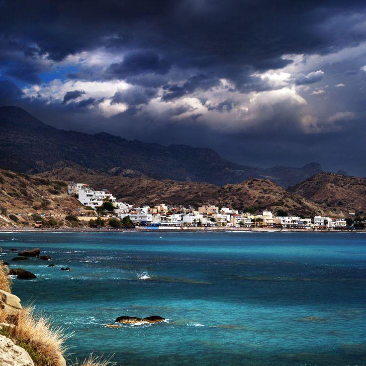 Myrtos far view