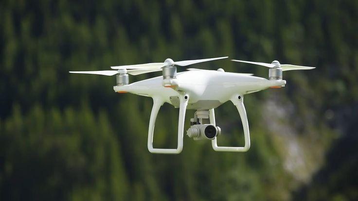 Spionage aus der Luft: Telekom geht auf Drohnenjagd
