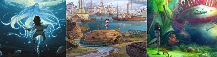 Conheça os projetos que serão exibidos no Cartoon Movie 2016