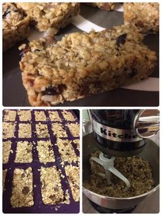 3cups quick oats, 1/4 cup coconut, 1/2 cup epicure chocolate chips, 1/4 dried cranberries, 1/2 cup butter softened, 1/2 cup brown sugar, 1/2 tsp salt, 1 tsp vanilla, 1 tsp epicure Apple pie spice, 1/4 cup honey mix it all together push into perfect petite pan using back of a spoon and bake on 350 for 18 minutes. Cool completely before removing from the pan. I also greased pan with coconut oil.
