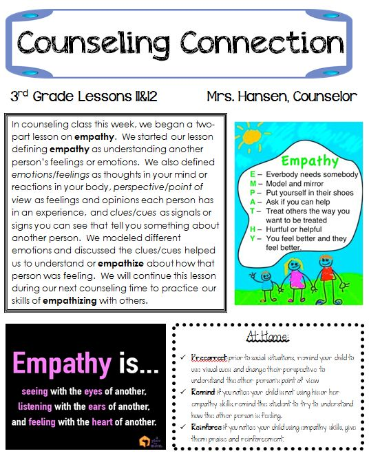 Best Counseling Newsletter Images On   Nd Grades